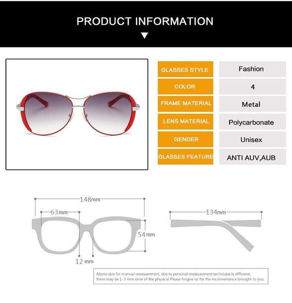 Brand Designer Glasses