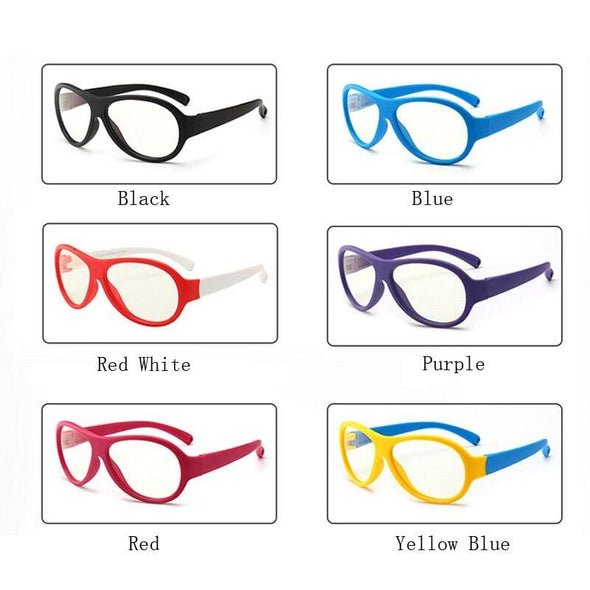 Comfort Anti-blue Light Glasses for Children