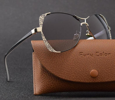 Polarized Women Luxury Sunglasses