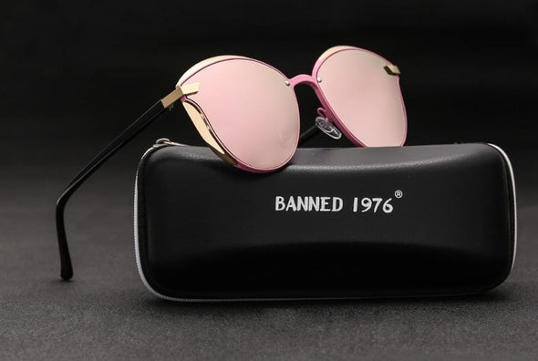 Women Luxury Designer Polarized Sunglasses - FREE SHIPPING