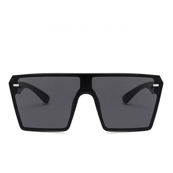 Coloful  Oversized Square Sunglasses