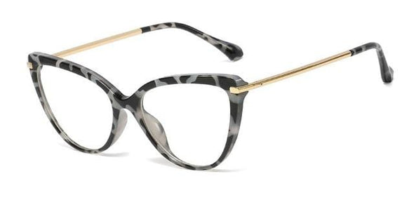 Retro Cat Eye Glasses Frames 01