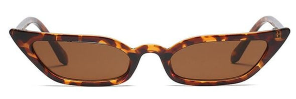 2021 Cat Eye Leopard Sunglasses