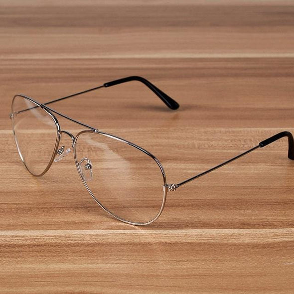 Transparent Glasses Frame