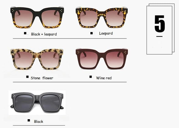 Women Luxury  Sunglasses  UV400