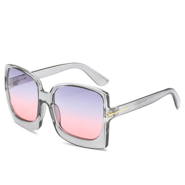 Higodoy Mode Oversized sunglasses