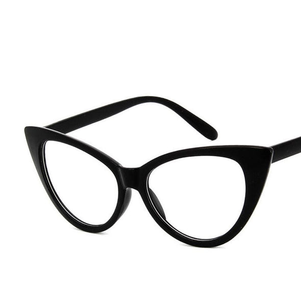 Retro Vintage Cat Eyes Glasses