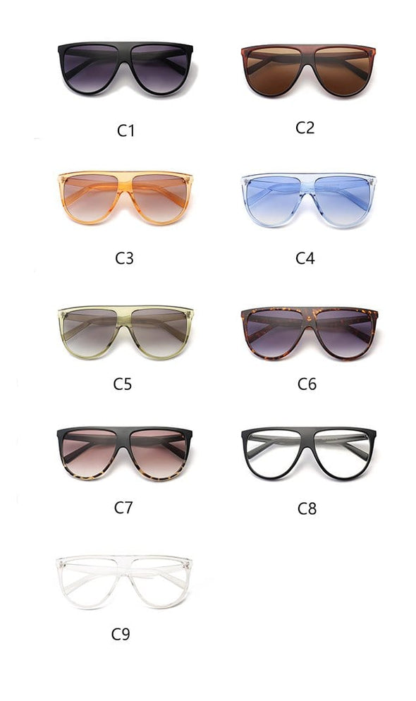 Sunglasses Oversized  Luxury21