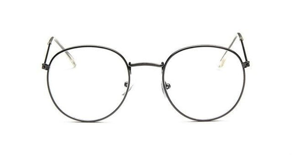 Round Glasses Retro Optical Glasses