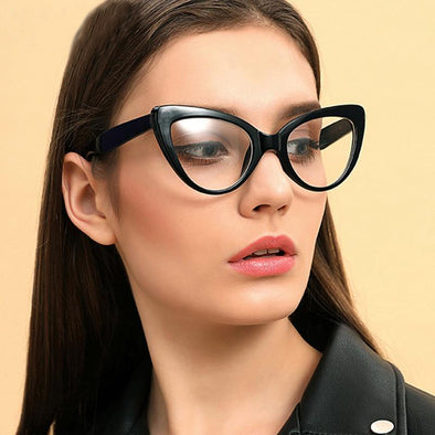 Designer Women Cat Eye Glasses