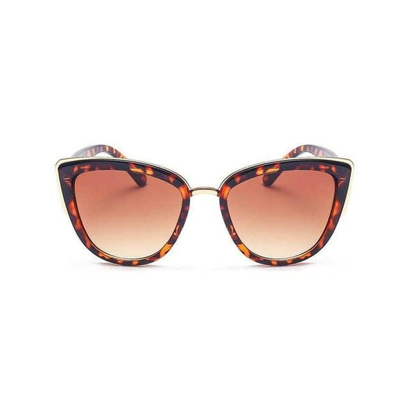 Cateye Vintage Lady Sun Glasses
