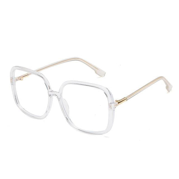 Oversize Square Anti-blue Light Glasses Frame