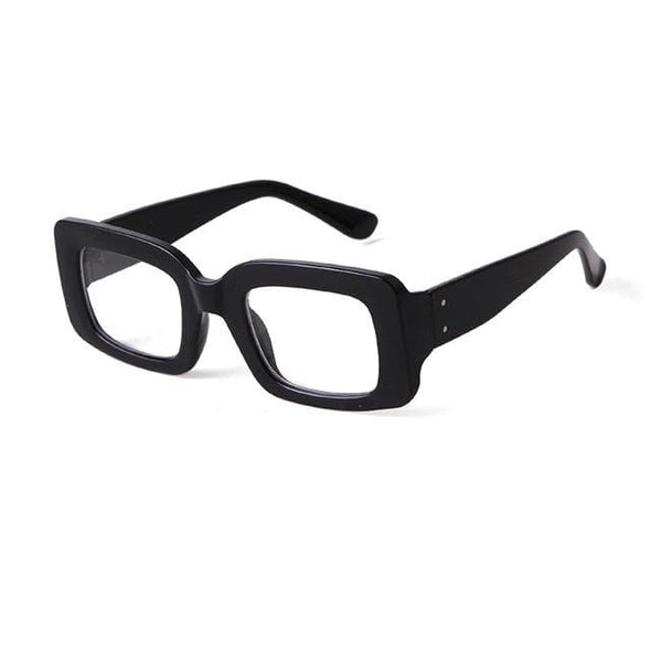 Retro Small Square Glasses
