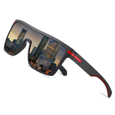 Frame Square men Sun Glasses
