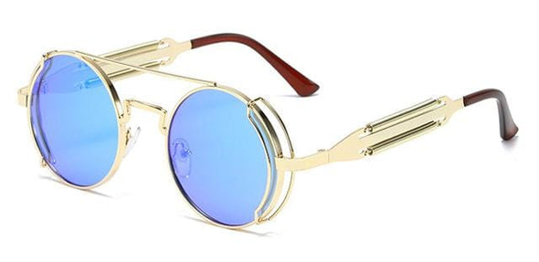 Steampunk UV400 Polarized Sunglasses