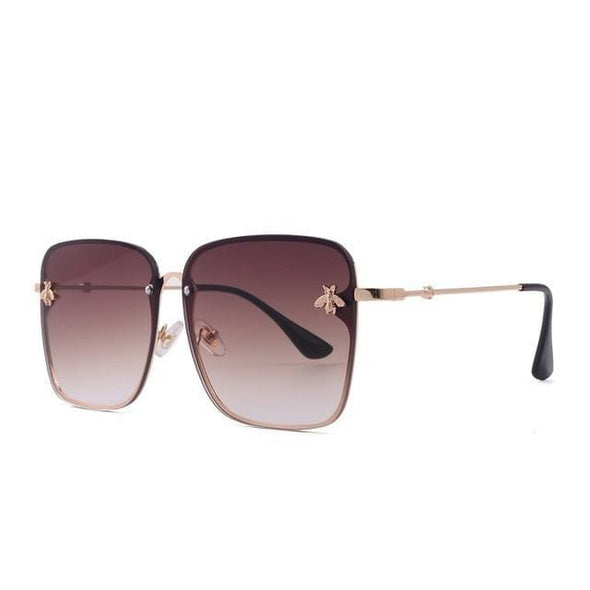 Rimless Sunglasses AViation
