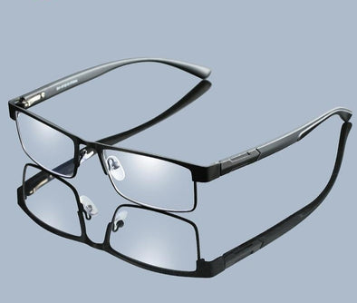Men Titanium alloy Reading Glasses