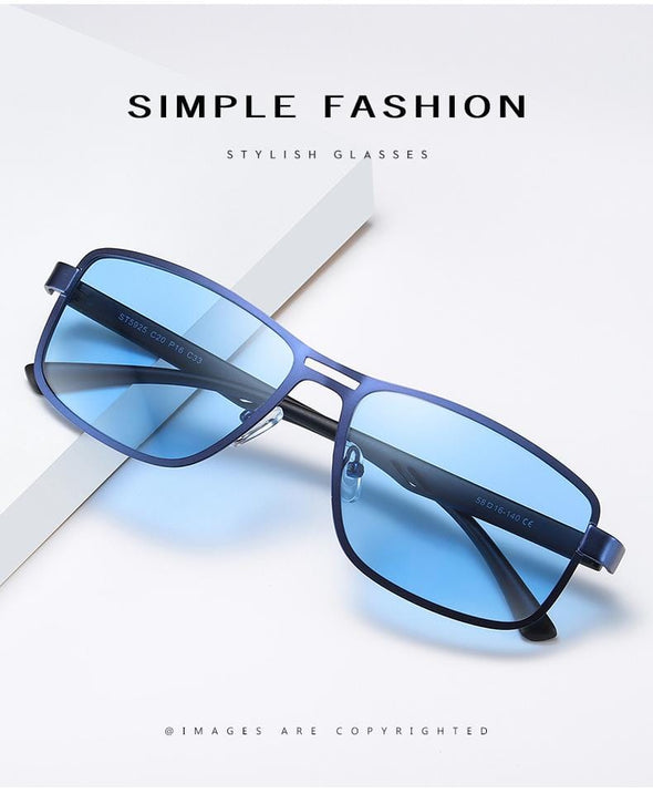 NEW Fashion Square Sunglasses