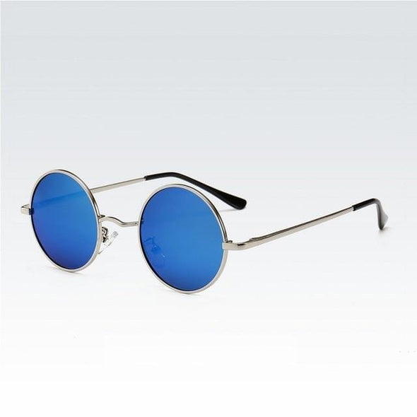 Round Polarized Men's Sunglasses