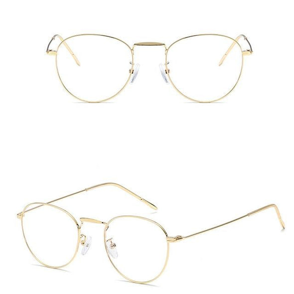 Metal Eyeglasses Frame