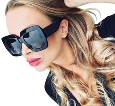 2020 Luxury Big Square Sunglasses 15