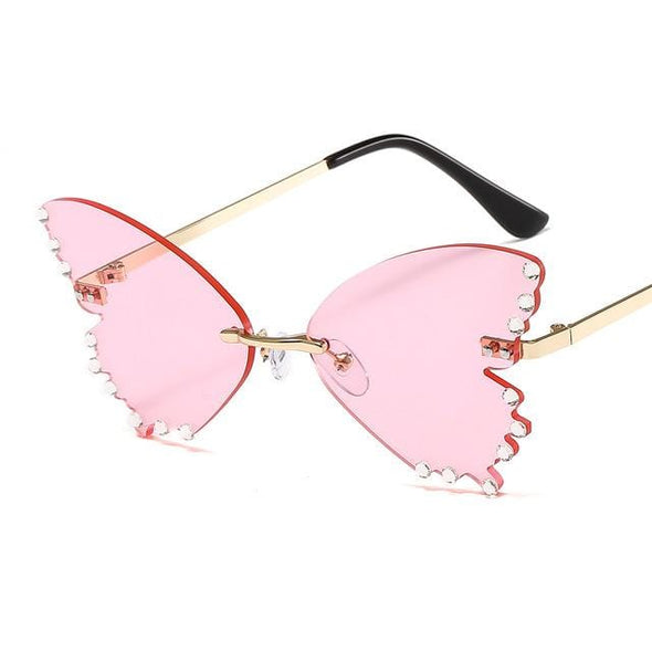 Butterfly Sunglasses  Flame 01