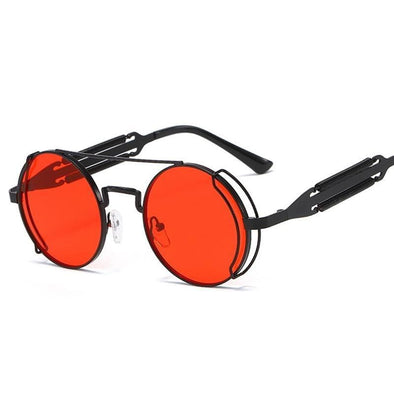 Round Sunglasses Steampunk