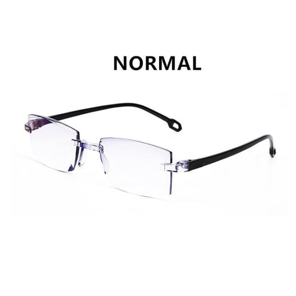 Rimless Reading Glasses Readers