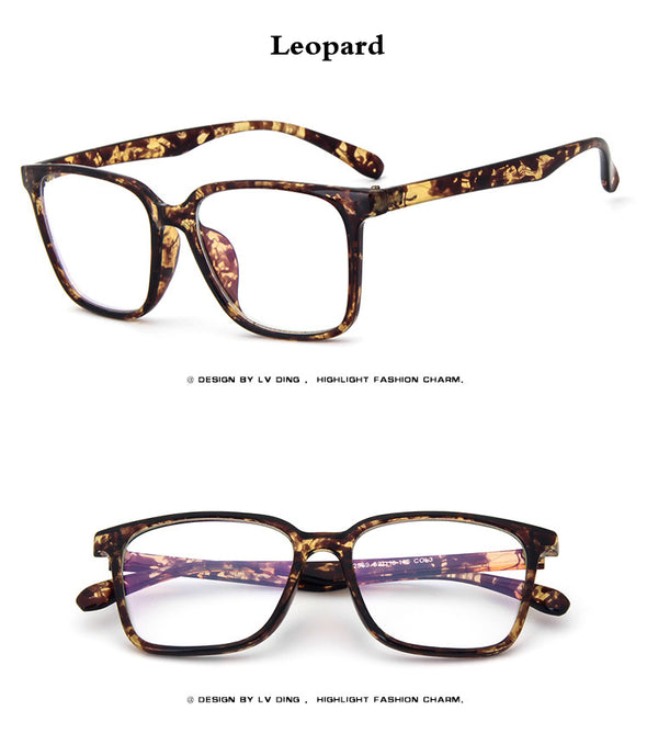 Fashion Square Glasses Frame