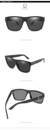 Polaroid Sunglasses Square Vintage Sun Glasses Famous Brand Sunglases Polarized Sunglasses Oculos Feminino for Women Men