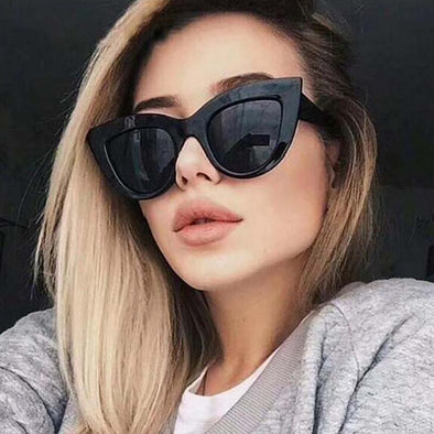 Luxury Lovely Cat Eye Sunglasses