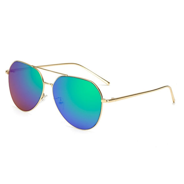 High Quality Women Aviation Sunglasses