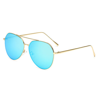Macarons!High Quality Women Aviation Sunglasses