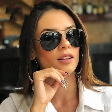 Mirror Anti-Reflective Sunglasses