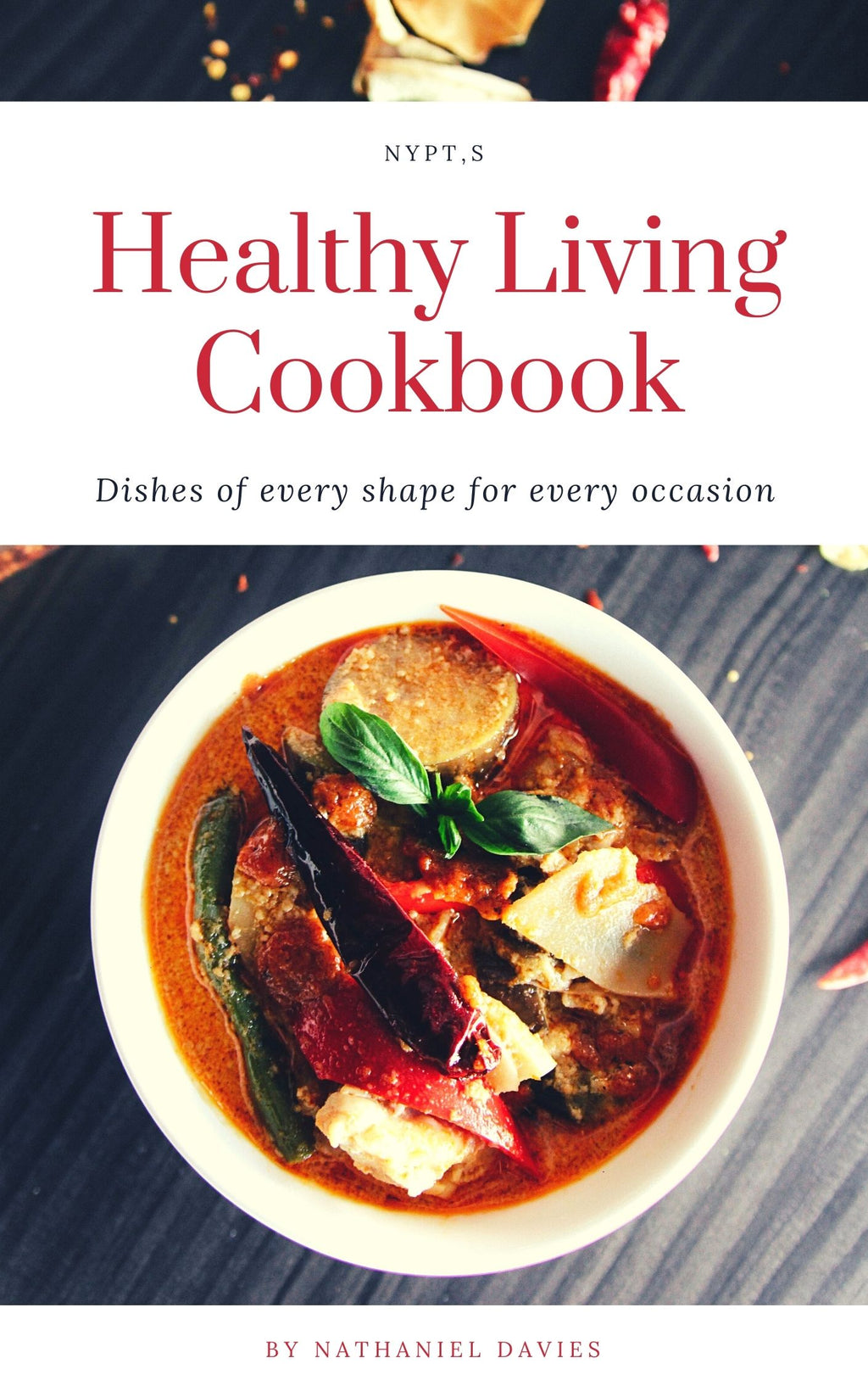 NYPT Healthy LivingCookbook - NYPersonalTraining