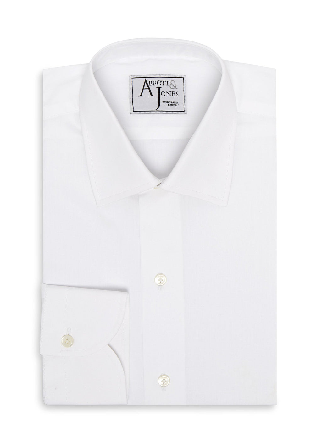 Bespoke - The Essential White Shirt