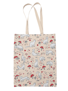 Meowshroom Bag - Curious Cat Company