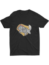 Load image into Gallery viewer, Cat Sleep Repeat (My Second Master) Tee - Women