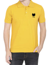 Load image into Gallery viewer, Meow Cat Polo Tee - Men