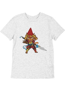 Samurai Cat Tee - Women
