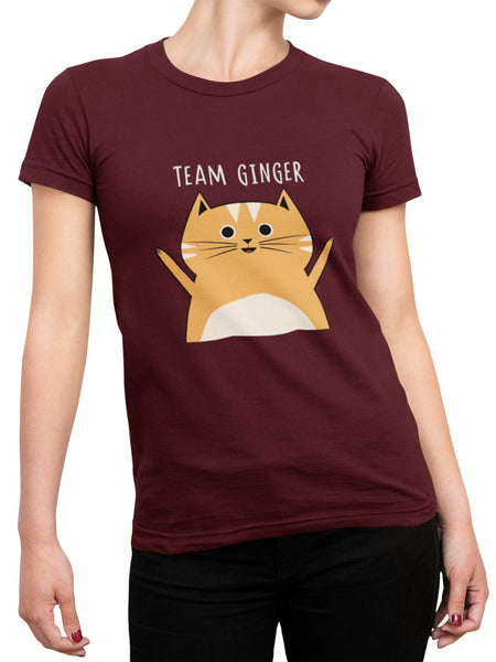 Team Ginger Tee - Women