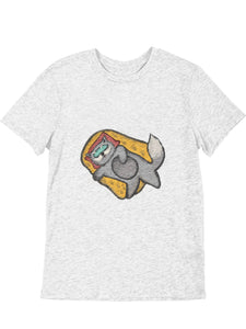Cat Sleep Repeat (My Second Master) Tee - Women