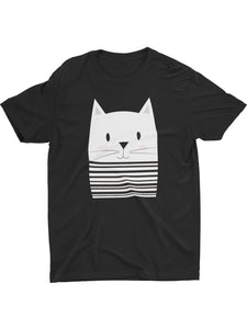 Mime Cat Tee - Men