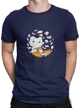 Load image into Gallery viewer, Monk Cat Tee - Men