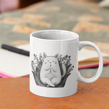 Load image into Gallery viewer, Zen Cat - Mug