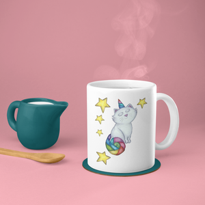 Magical Cat Mug
