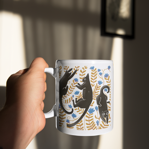 Play Cat Mug - Curious Cat Company