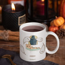 Load image into Gallery viewer, Scaredy Cat Mug