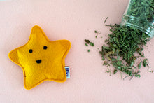 Load image into Gallery viewer, Star - Catnip Toy