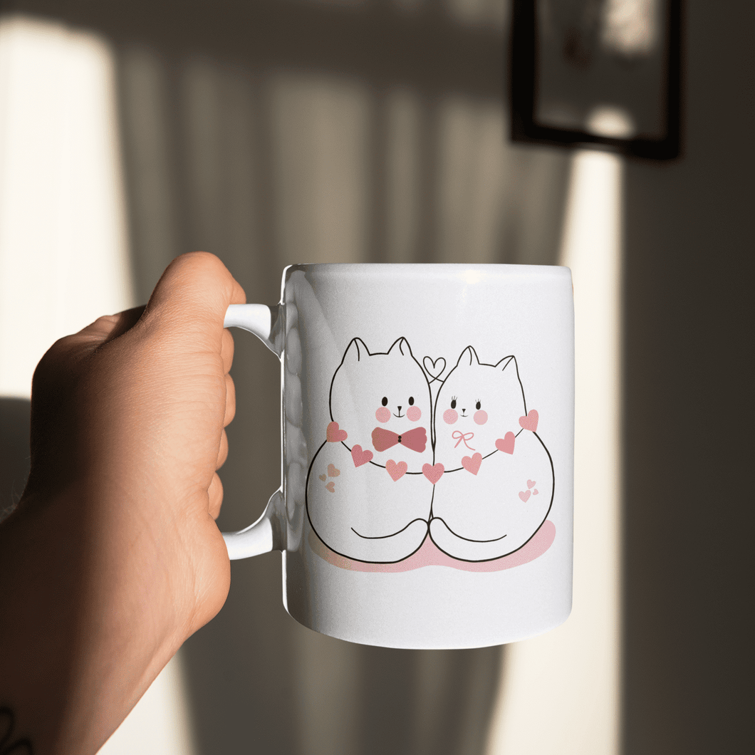 A Couple Of Cuties Mug